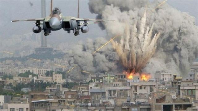 Koalisyon güçleri Suriye'de 2 bin 832 sivil öldürdü