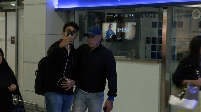 Fenerbahçelilerin beklediği adam İstanbul'a geldi