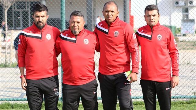 Mehmet Aurelio teknik direktör oldu