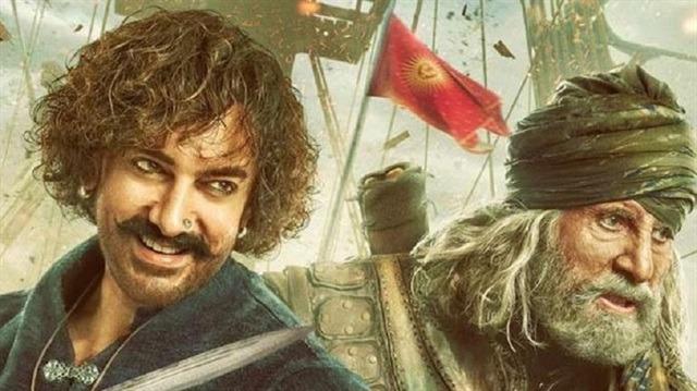 Aamir Khanın Yeni Filminin Fragmanı Yayınlandı