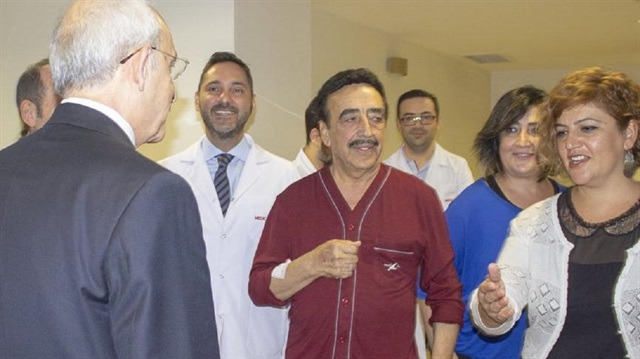 Apar topar kalp ameliyatı olan ünlü isimden şaşırtan açıklamalar!