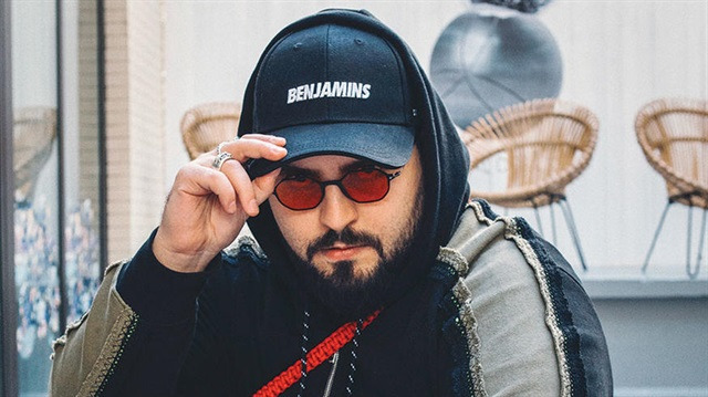 Türk modacı 'Les Bünyamin'