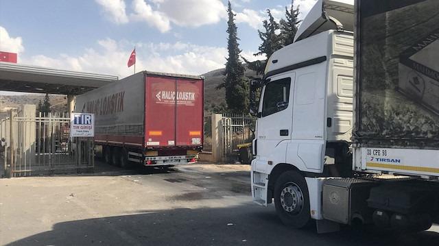 BM'den İdlib'e yardım