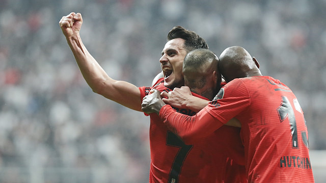 Özlenen Beşiktaş geri döndü