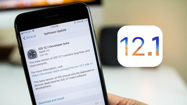 iOS 12.1 güncellemesi neler getiriyor?