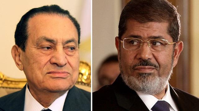 Mursi ve Mübarek, karşı karşıya gelecek