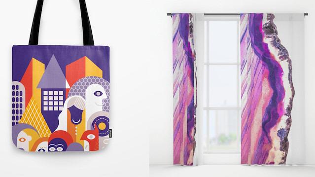 Mor rengin canlılığını evinize taşıyan tasarımlar