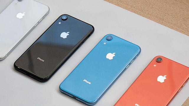 Tek şarjda en uzun süreli kullanımı sunan telefon iPhone XR