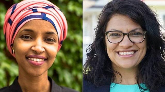 Temsilciler Meclisinde iki Müslüman