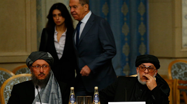 Moskova'da 2. Afganistan müzakereleri