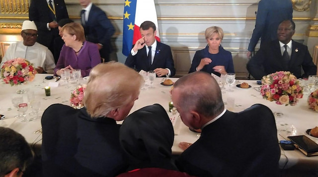 Beyaz Saray'dan Erdoğan-Trump görüşmesi ile ilgili açıklama geldi