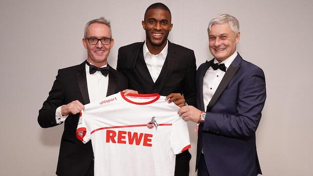 Galatasaray ile anılan Modeste Almanya'ya transfer oldu