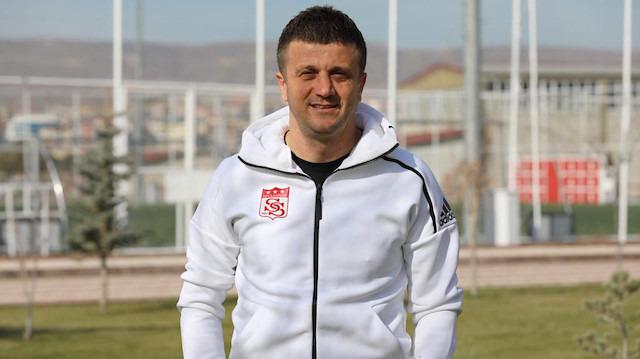 Sivasspor'da Hakan Keleş dönemi