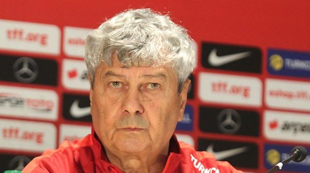 Lucescu'dan istifa iddialarına yanıt