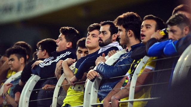 Trabzon'da Fenerbahçe taraftarı yok