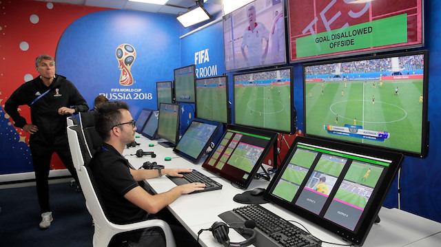 UEFA 3. VAR kursu İstanbul'da yapılıyor
