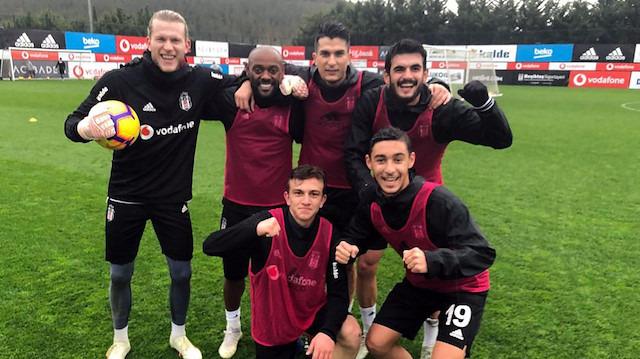 Beşiktaş'ta Messi vakası