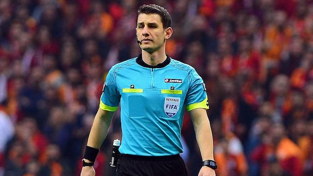 Trabzonspor - Fenerbahçe maçının hakemi belli oldu