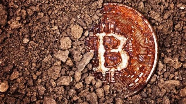 Bitcoin madenciliği iflas getirdi