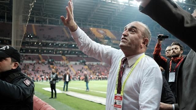 Galatasaray'dan 'ligden çekiliriz' iması