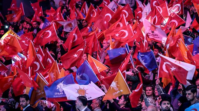 AK Parti'nin 40 ildeki belediye başkan adayları belirlendi