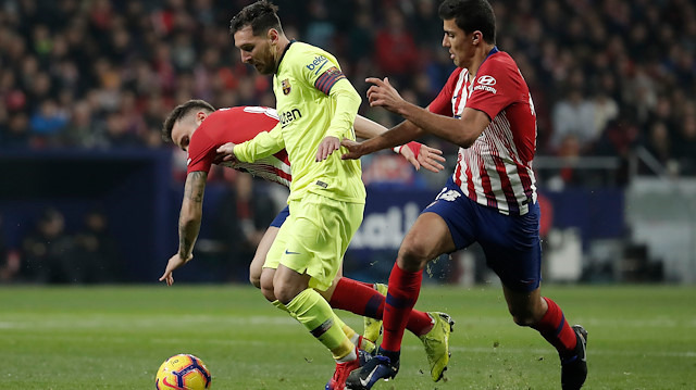 Barcelona, Madrid deplasmanında liderliğini korudu
