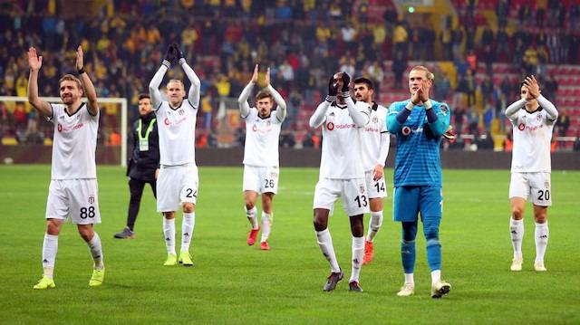 Beşiktaş'ın gençleri göz dolduruyor