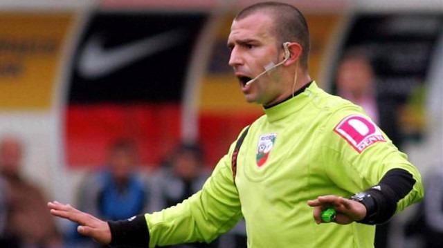Krasnodar-Akhisarspor maçında Ivaylo Stoyanov düdük çalacak