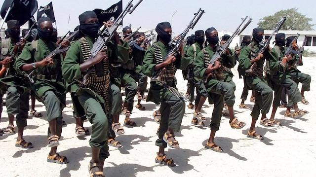 Somali'de eş-Şebab saldırısı