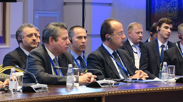 Astana'da Suriye toplantısı