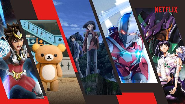 Anime sevenlere 2019 müjdesi: Netflix anime kataloğunu genişletiyor