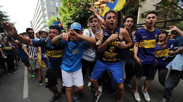 River Plate ve Boca Juniors'tan Bernabeu kararına itiraz