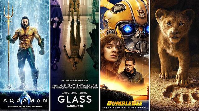 Vizyona girmesi merakla beklenen 20 yabancı film