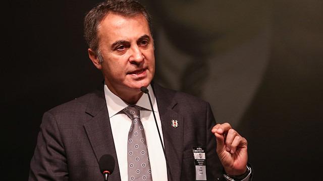 Fikret Orman: Ortak amacımız, Beşiktaş'ımız için tek yürek olabilmektir