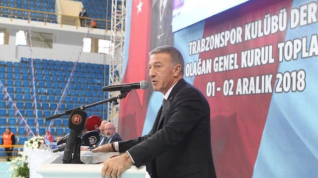 Ahmet Ağaoğlu ve yönetim kurulu mali ve idari yönden ibra edildi