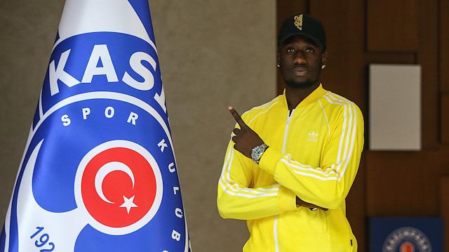 Diagne: Türkiye'nin en iyi futbolcusu benim