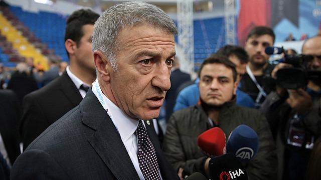 Ahmet Ağaoğlu: İnşallah Türk futbolunun kaderini değiştiren kulüp oluruz