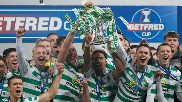 İskoçya Lig Kupası Celtic'in
