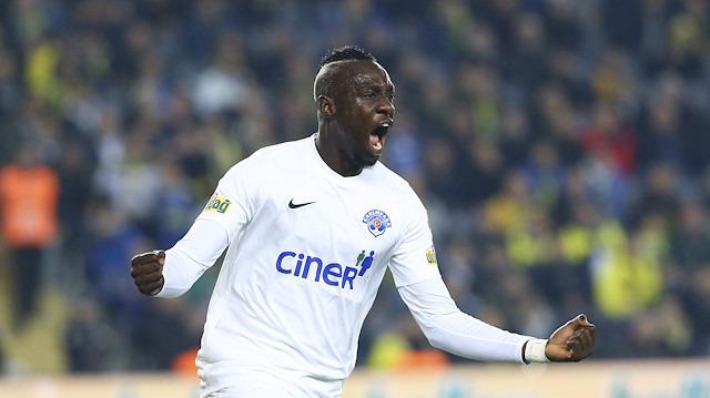 Süper Lig'in gol kralı 'Altın Ayakkabı'ya göz koydu