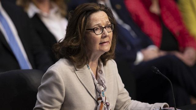 CIA Direktörü Haspel, Senato'ta Kaşıkçı cinayetine ilişkin konuşacak