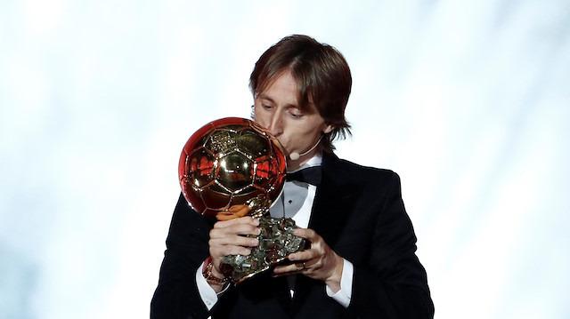 Ballon d'Or'un sahibi belli oldu