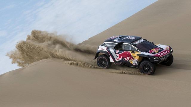 Dakar Rallisi için geri sayım başladı