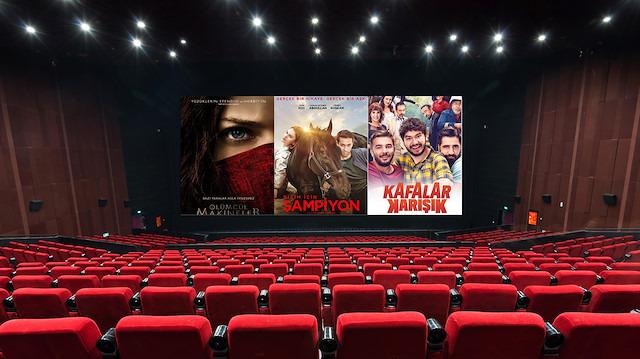 Bu hafta beyaz perdede bizi hangi filmler bekliyor?