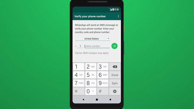 WhatsApp'ta telefon numarası nasıl değiştirilir?