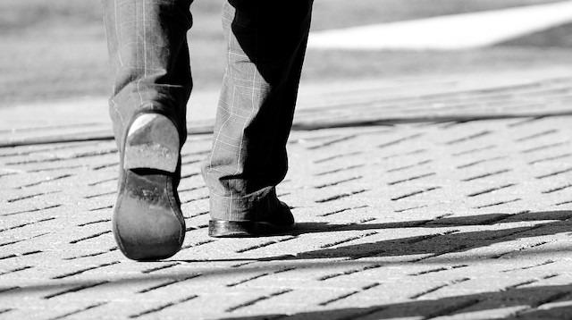 Çin'de az yürüyen işçilere para cezası