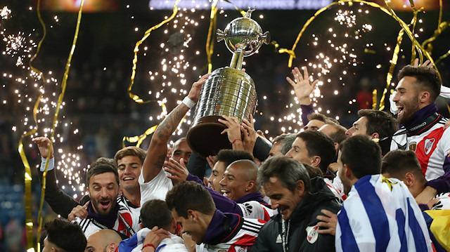 Copa Libertadores Şampiyonu River Plate!