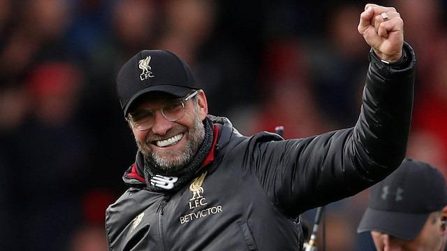 Liverpool'dan tarihinin en iyi sezon başlangıcı