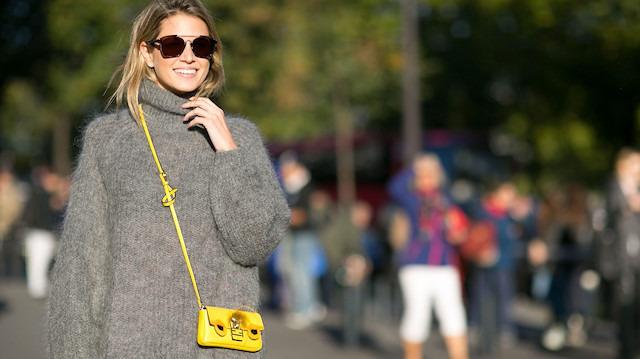 Modayı yalnızca podyumlardan takip edenlere Paris sokaklarından stil önerileri