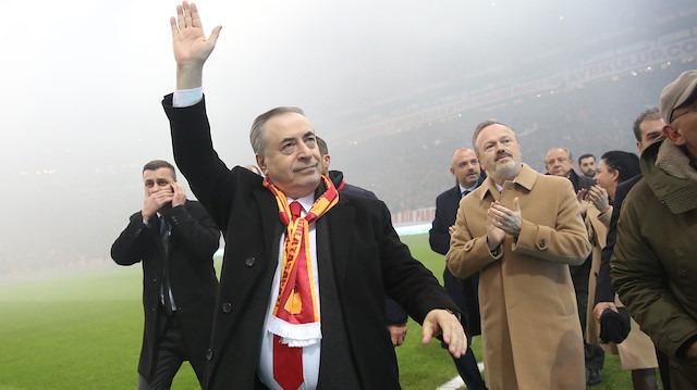 Galatasaray Başkanı Mustafa Cengiz, Manchester City ile masada
