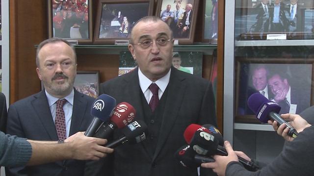 Galatasaray İkinci Başkanı Albayrak: Başka Fatih hoca yoktur